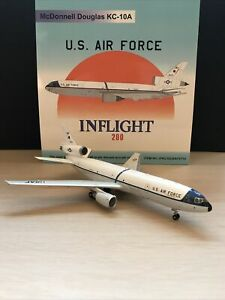 Inflight 200 U.S. Air Force KC-10A IFKC10USAF0719 w/Stand