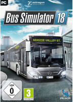 Bus Simulator 18 [EU/DE] Steam Spiel CD Key BS 2018 Download Code PC