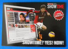 CARTOLINA PROMOCARD N.7851 - MILAN SHOWTIME - PATO - SHOWTIME? YES! NOW!