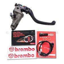 BREMBO 19RCS Radial Brake Master Cylinder Short Folding Lever 18-20 Yamaha R6