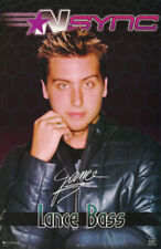 Poster : Music : N Sync - Lance Bass - Free Shipping #7596 Lc6 D