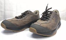MBT TEMBEA Brown Men's Rocker Tonning Athletic Walking Shoes Size US 10.5