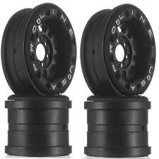 "Pro-Line 2758-15 FaultLine 2.2"" Bead-Loc 6 Lug Wheels (4) Axial Yeti Jeep Wraith"