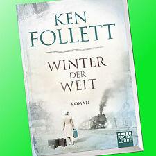 KEN FOLLETT | WINTER DER WELT | Die Jahrhundert-Saga | Taschenbuch (Buch)