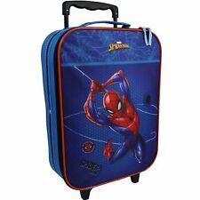 Marvel Spiderman Koffer Kinder Trolley Tasche Kinderkoffer Kindertrolley jungen