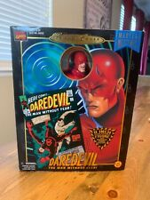 "Marvel Milestones FAMOUS COVERS 8"" DAREDEVIL 1998 Mego Style Action Figure NEW!"