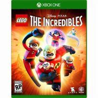 BRAND NEW! SEALED LEGO The Incredibles - XBOX1 (Microsoft Xbox One, 2018)