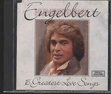 Engelbert - 16 greatest Lovesongs CD