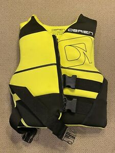 O'Brien Youth Neoprene Life Vest  YOUTH 50 TO 90LBS