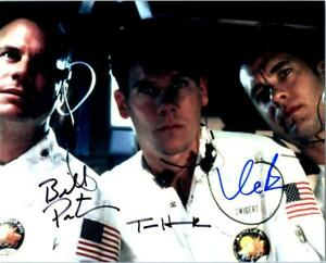 Tom Hanks Signed AutographedA League of Their Own Glossy 8x10 Photo COA Matching Holograms