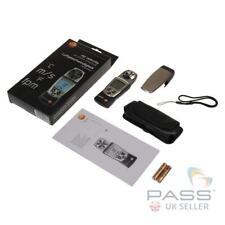 *NEW* Testo 410-1 Compact Vane Anemometer with Calibration Protocol / UK Stock