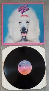FABULOUS POODLES-SELF TITLED-ORIGINAL-UK ISSUE LP ON PYE RECORDS-1977-V.G.COND