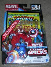 Marvel Universe Greatest Battles Comic Packs CAPTAIN AMERICA & FALCON