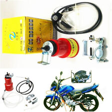 Motorbike Chain Lubricant  Oiler Grease Lub Parts & Accessories Maintenance Sets