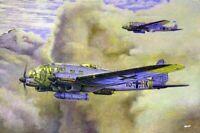 Roden 344 - 1/144 - Heinkel He111 H-16/?-20. Scale plastic model aircraft UK