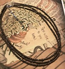 Silpada N1591 Bronze Bead .925 Sterling Silver Necklace WAs $64 new