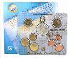 ITALIA TUTTE LE DIVISIONALI DA 8,9,10 MONETE CON 5 EURO AG FDC E COMM