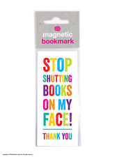 Bookmark Magnetic Funny Humour Novelty Cheap Present BirthdayGift Reading Books