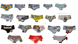 Primark cheap fun novelty knickers briefs pants BNWT all sizes