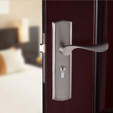Door Lock Latch Indoor Bedroom Privacy Lockset Aluminum Alloy Hardware