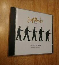 Genesis - Live/The Way We Walk Volume One: The Shorts (CD, 1992)