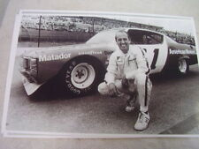 1972 AMC RAMBLER MATADOR NASCAR DAYTONA 500   11 X 17  PHOTO /  PICTURE