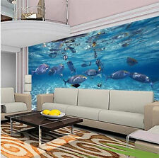 3D Wallpaper Bedroom Mural Roll Modern Luxury Sea World Wall Background Home TV