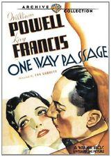 ONE WAY PASSAGE - (1932 William Powell) Region Free DVD - Sealed