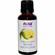 Lemon Eucalyptus (100% Pure), 1 oz - NOW Foods Essential Oils
