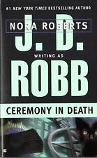 Ceremony in Death by J. D. Robb, Good Book