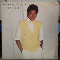 "Michael Jackson - Thriller 12""Maxi Single TA 3643 record A1/B1 First Pressing UK"