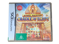 Jewel Master Cradle of Egypt DS 2DS 3DS Game *Complete*