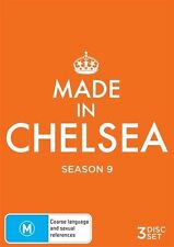 Made In Chelsea : Series 9 (DVD, 2016, 3-Disc Set) - Region 4