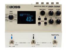 BOSS DD-500 Digital Delay NEW Guitar Effect Pedal w/ FREE PICK