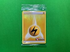 Pokemon Sealed Play Promo Holo Energy Complete Set of 8 Cross Hatch TCG 2011