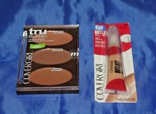 COVERGIRL Tru Blend Contour Palette & Outlast All-Day  850 Lot Of 2 New