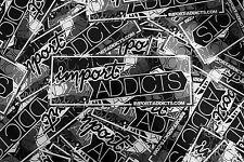 Import Addicts - OG! Vinyl Sticker - JDM FRS R34 SUPRA RX7