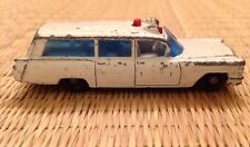 Matchbox, No 54, S&S Cadillac Ambulance, made in England, By Lesney