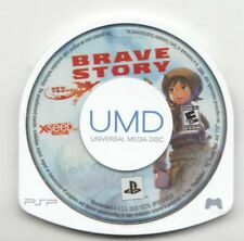 Video Game - Sony PSP - BRAVE STORY - Loose Disc