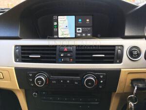 Wireless Apple CarPlay Wired Android Auto BMW CIC 1/3/5/6/7/X1/X3/X5 E90 E87 F10