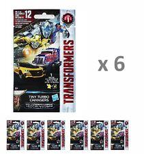 Transformers 5 el último caballero-Pequeña Bolsa Ciega único cambiadores de Turbo X 6