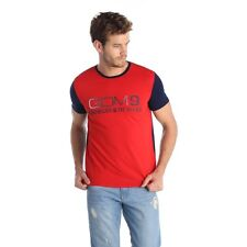 Giorgio Di Mare Red T-Shirt XL TD077 SS 04
