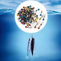 30X Fishing Bobber Stopper Float Line Olive Shape Stoppers Stops Space Bean Q8O0