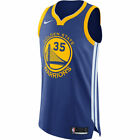 Nike Men's KEVIN DURANT ICON EDITION Authentic Jersey Golden State 863022-496 b
