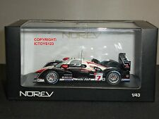 NOREV 472723 PEUGEOT 908 LE MANS 2008 NO.7 DIECAST MODEL FORMULA 1 RACING CAR