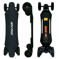 2000W Motors Electric Skateboard with Remote Control Adults Off Road Longboard