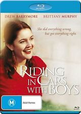 Riding In Cars With Boys (Blu-ray, 2017)