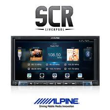 "Alpine iLX-702D 7"" Apple CarPlay/Android Auto/HDMI/USB/Bluetooth/FLAC"