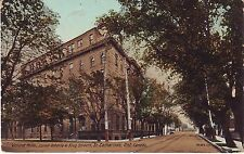 Canada Ontario St. Catharines - Welland Hotel old used postcard
