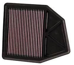 K&N Air Filters 33-2402 for Honda Accord 2.4L 08'-11' [ Pick up Vic  ]